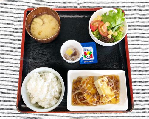 函館・下宿・喜多家・お食事